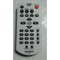 Controle Remoto Dvd Gradiente Cr230 D203 D204
