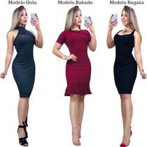 0f964703e Busca Vestido cinza justo com os melhores preços do Brasil ...