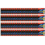 Lote C/ 100 Mídia Blu Ray Gravável 25gb 6x Emtec Estojo