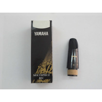 Boquilha Yamaha 5c Para Clarinete / Clarineta Nova Na Caixa