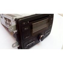 Radio Original Sandero E Logan Com Cartão Key Code Semi Novo