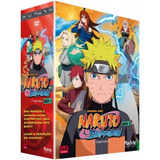 Naruto Todas As Sagas Completo + De 810 Episódios (35 Dvds)