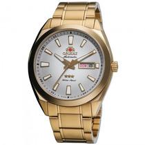Relógio Orient 469gp045 S1kx Automatic Dourado - Refinado