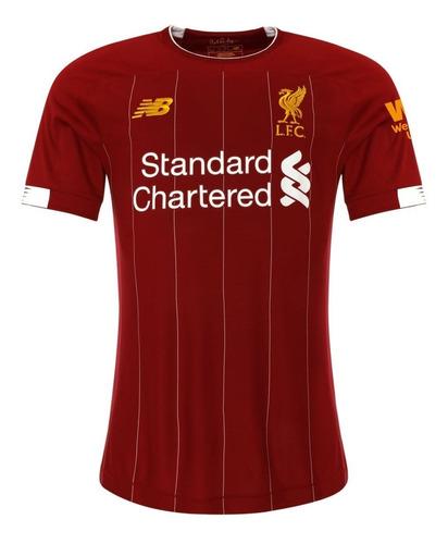 b032858a82c5c Camisa Liverpool Home 19-20 Nova ( Pronta Entrega )