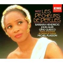 Cd Bizet: Les Pecheurs De Perles (the Pearl Fishers)