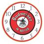 Relógio De Parede - Lambreta - Vintage - Moto -retrô Rústico