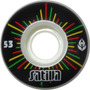 Rodinha P/ Skate Sativa Reggae Street 53mm