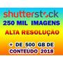 500 Gb Banco De  Imagens Em Hq  P/ Graficas , Publicidade