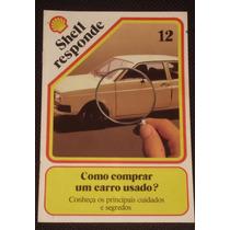 Revista Shell Responde Nº 12 - Anos 80/90