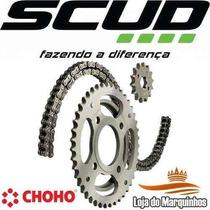 Kit Relação Stx 200 Motard Choho Scud Cod 12010020