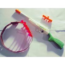 Espingarda Arma De Brinquedo Lançador De Dardo