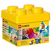 Brinquedos Balde Amarelo Lego Classic 10692 Peças Criativas