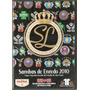 Dvd+cd Sambas De Enredo 2010 - Liga Das Escolas De Samba