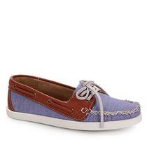 Sapato Dockside Feminino Desmond - Jeans