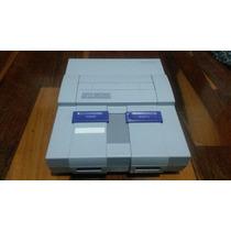 Console Super Nintendo Americano