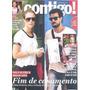 Revista Contigo 2056-2015 - Paolla - Fátima Bernardes/bonner