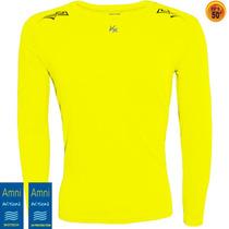 Camisa Proteção Solar Fps50+ Anti Uv E Antibactericida Kanxa