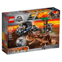 Lego Jurassic World - Carnotaurus Fuga Girosfera - 75929