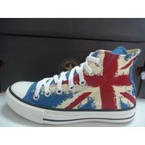 Tenis Converse All Star England Hi ( Ct 1470 001 Inglaterra