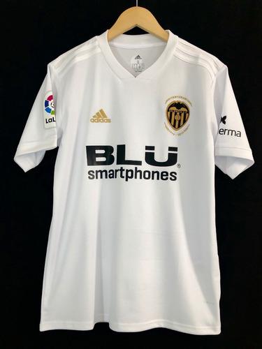 Camisa adidas Valencia Oficial 2019 Away Pronta Entrega 7265b29af51d9