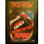 Dvd Skid Row - Oh Say Can You Scream