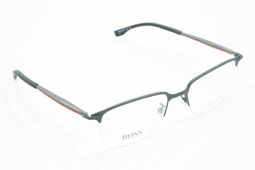 328074b6406ee Armação De Óculos De Grau Hugo Boss 1034 f 003