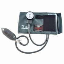 Aparelho De Pressão Esfigmomanômetro Velcro Cinza Bic Ap0310