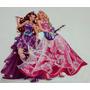 6 Barbie Pop Star Toten Enfeite De Mesa 20 Cm