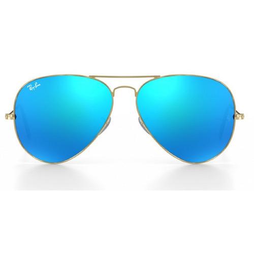 Ray Ban Aviador Oculos De Sol Masculino - Feminino + Brinde. R  249 051747de8b