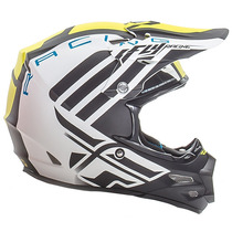 Capacete Fly F2 Carbon Zoom Motocross Fibra Carbono Tam: 58
