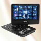Dvd Portatil Digital Com Entradas Usb, Sd, Av C/ Tv Digital