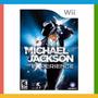 Jogo - Michael Jackson: The Experience Wii