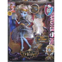 Monster High Abbey Bominable 13 Wishes ,ja No Brasil