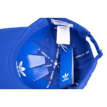 Boné adidas Originals Trefoil Classic Aba Curva Azul - Único à venda ... a5e223d51e1