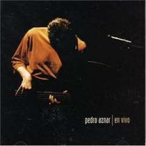 Aznar Pedro En Vivo - Ateneo Agosto 2002 Cd Novo