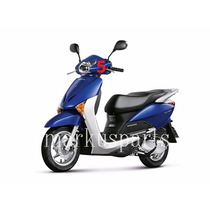 Carenagem Farol Lead Azul Fosco - Original Honda