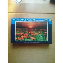 Puzzle/quebra-cabeça Wonders Of Nature 500 Peças