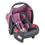 Bebê Conforto Burigotto Touring Evolution Se Geo Rosa
