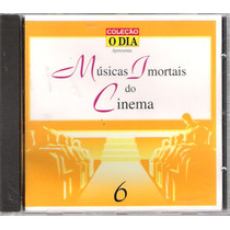 Cd Músicas Imortais Do Cinema Volume 6