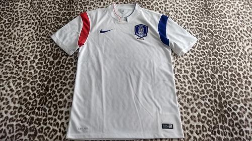 629e333d89d0e Raridade  Camisa Oficial Da Nike Da Seleção Da Coréia Do Sul. R  190