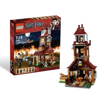 Lego 4840 The Burrows - Harry Potter - A Toca