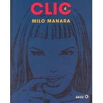 Clic 4 - Milo Manara Coleção Lacrado Novo