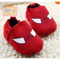 Sapatinho Homem Aranha Para Bebê - Promoção!!!
