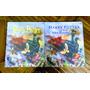 Kit Livro Harry Potter Ilustrados Em Ingl�s E Portugu�s