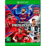 Jogo Pes 2020 (novo) Xbox One - Pronta Entrega