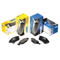 Pastilha Dianteira Bendix Agile Celta Corsa Prisma Hq2038