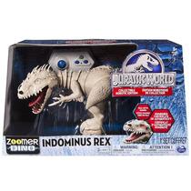 Zoomer Dino, Mundo Jurássico Indominus Rex-collectible Robot