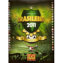 Álbum De Figurinha Digitalizado Campeonato Brasilerio 2011