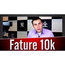 Curso Fature 10k - Marketing Digitall + 600 Cursos De Brinde