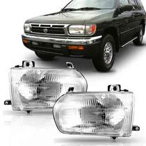 Farol Nissan Pathfinder 1996 1997 1998 1999 Lado Direito